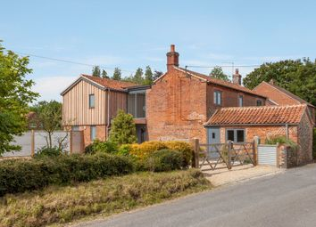 Thumbnail 4 bed detached house for sale in School Road, Colkirk, Fakenham