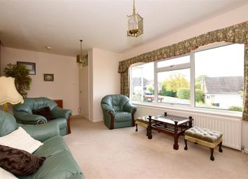 Thumbnail 2 bed bungalow for sale in Hookswood Close, Crowborough, East Sussex