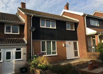 Thumbnail 3 bed property to rent in Kidwelly Close, Llanyravon, Cwmbran