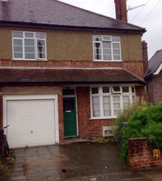 Thumbnail 3 bed semi-detached house to rent in Murray Avenue, Hounslow