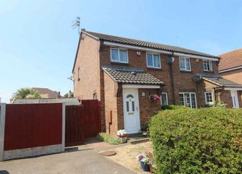 Thumbnail 3 bed semi-detached house for sale in Coxswain Read Way, Caister-On-Sea, Great Yarmouth