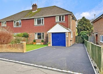 Thumbnail 3 bed semi-detached house for sale in The Street, Bolney, Haywards Heath, West Sussex