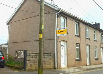 Thumbnail 2 bed end terrace house for sale in Mill Street, Risca, Newport, Caerphilly
