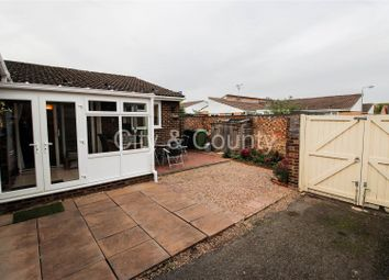 Thumbnail 2 bed semi-detached bungalow for sale in Wingfield, Orton Goldhay, Peterborough