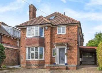 Thumbnail 4 bed detached house for sale in Ridgeway, York