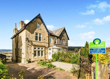 Thumbnail 4 bed semi-detached house to rent in Green Head Lane, Keighley