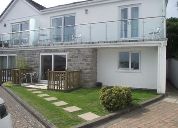 Thumbnail 3 bed flat to rent in The Spinnakers, Valley Road, Carbis Bay, St. Ives