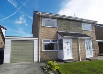 Thumbnail 2 bed semi-detached house to rent in Birchfield Drive, Longridge, Preston