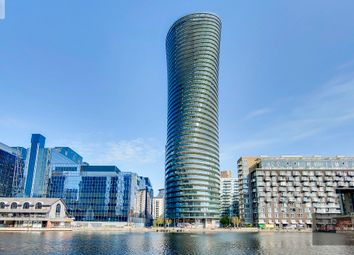 Arena Tower, Crossharbour Plaza. London., Canary Wharf E14. 1 bed flat