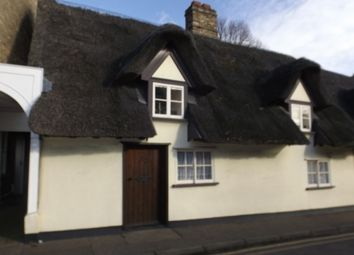 Thumbnail 3 bedroom property to rent in Paddock Street, Soham, Ely
