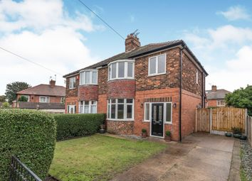 Thumbnail 3 bed semi-detached house for sale in Ashdene Grove, Pontefract