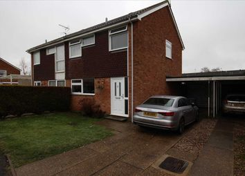Thumbnail 3 bedroom semi-detached house to rent in Orchard Close, Woodbridge