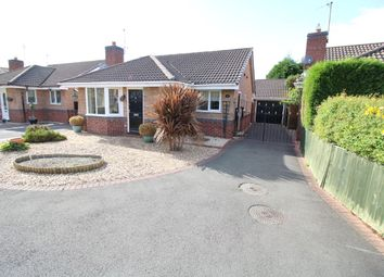 Thumbnail 2 bed bungalow for sale in Lamorna Close, Nuneaton