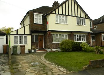 3 bed semi-detached house to rent in Oaks Avenue, Worcester Park KT4