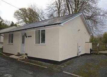 Thumbnail 2 bed detached bungalow for sale in Y Hen Siop, Plas Panteidal, Aberdyfi, Gwynedd