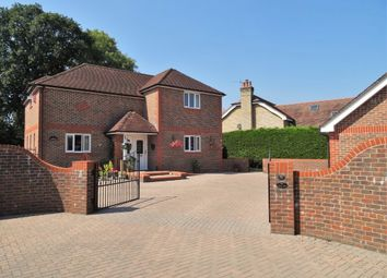 Thumbnail 5 bedroom detached house for sale in Pooks Green, Marchwood, Southampton