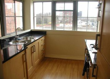 Thumbnail 1 bed flat to rent in The Chimney, 5 Junior Street, Leicester
