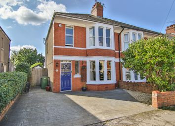 Thumbnail 3 bedroom semi-detached house for sale in Kyle Avenue, Whitchurch, Cardiff