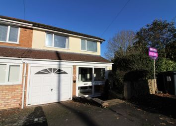 Thumbnail 3 bed semi-detached house for sale in Corinne Close, Birmingham