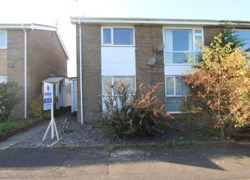 Thumbnail 2 bed flat to rent in Linslade Walk, Cramlington
