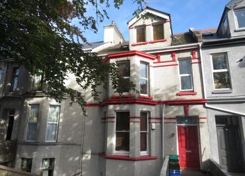 Thumbnail 2 bed duplex to rent in Alexandra Road, Mutley, Plymouth