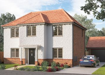 """Thumbnail 4 bedroom detached house for sale in """"Coming Soon"""" at Myton Green, Europa Way"""
