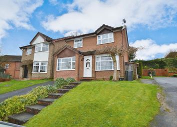 Thumbnail 3 bed detached house to rent in Kempton Close, Alton