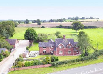 Thumbnail 4 bed detached house for sale in Slindon, Near Eccleshall, Staffordshire
