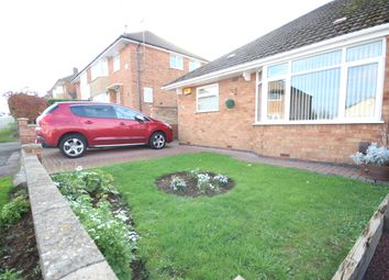 Thumbnail 2 bed semi-detached bungalow to rent in Ridgeway, Wellingborough