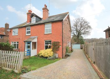 Thumbnail 3 bed end terrace house for sale in Hartfield Road, Forest Row