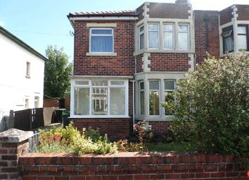 Thumbnail 3 bedroom property to rent in Compley Avenue, Poulton-Le-Fylde