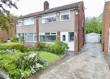 Thumbnail 3 bed semi-detached house for sale in Radnormere Drive, Cheadle Hulme, Cheadle