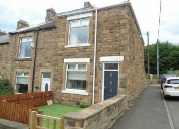 Thumbnail 2 bedroom end terrace house for sale in Polmaise Street, Blaydon-On-Tyne