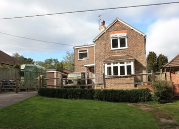 Thumbnail 4 bed detached house for sale in Clammer Hill, Grayswood