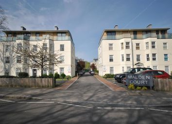 Thumbnail 2 bedroom flat for sale in West Barnes Lane, New Malden