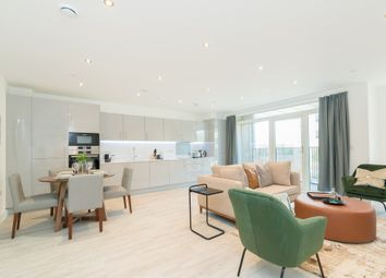 Thumbnail 2 bed flat for sale in Barton Fields Road, Oxford