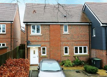 Thumbnail 3 bed end terrace house for sale in Gardener Close, Waterlooville