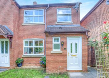 Thumbnail 3 bed end terrace house for sale in St Laurence Way, Bidford-On-Avon, Alcester