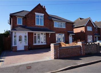 Thumbnail 2 bedroom semi-detached house for sale in Newbolt Street, Walsall