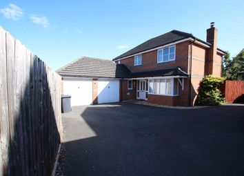 Thumbnail 4 bed detached house for sale in Hargreaves Road, Trowbridge, Wiltshire