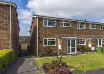 Thumbnail 3 bed end terrace house for sale in Tadburn Close, Chandler's Ford, Eastleigh, Hampshire