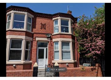 Thumbnail 2 bed flat to rent in Elmswood Road, Wallasey