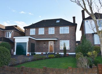 Thumbnail 6 bed detached house for sale in Stratton Avenue, Wallington