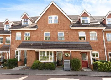 Thumbnail 4 bed town house for sale in Priestwood, Bracknell