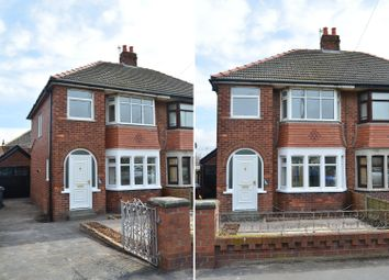 Thumbnail 3 bedroom semi-detached house for sale in Hawes Side Lane, South Shore, Blackpool