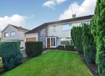 Thumbnail 4 bed semi-detached house for sale in Grange Road, Frome