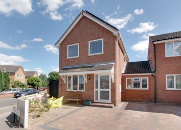Thumbnail 3 bed link-detached house for sale in Hunters Ridge, Highwoods, Colchester