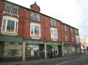 2 bed flat to rent in Worcester Street, Wolverhampton WV2
