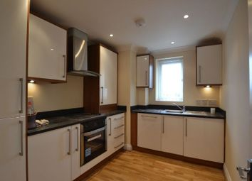 Thumbnail 2 bed flat to rent in Croxdale Road, Borehamwood