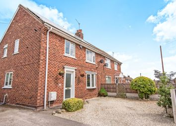 Thumbnail 3 bed semi-detached house for sale in Rutland Crescent, Harworth, Doncaster